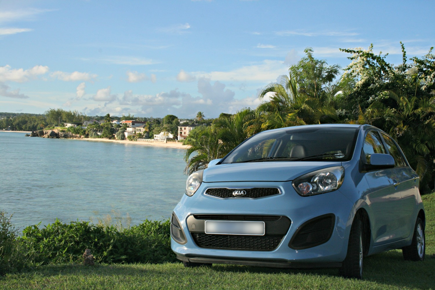Rent a Car in Barbados - Chelsea Motors